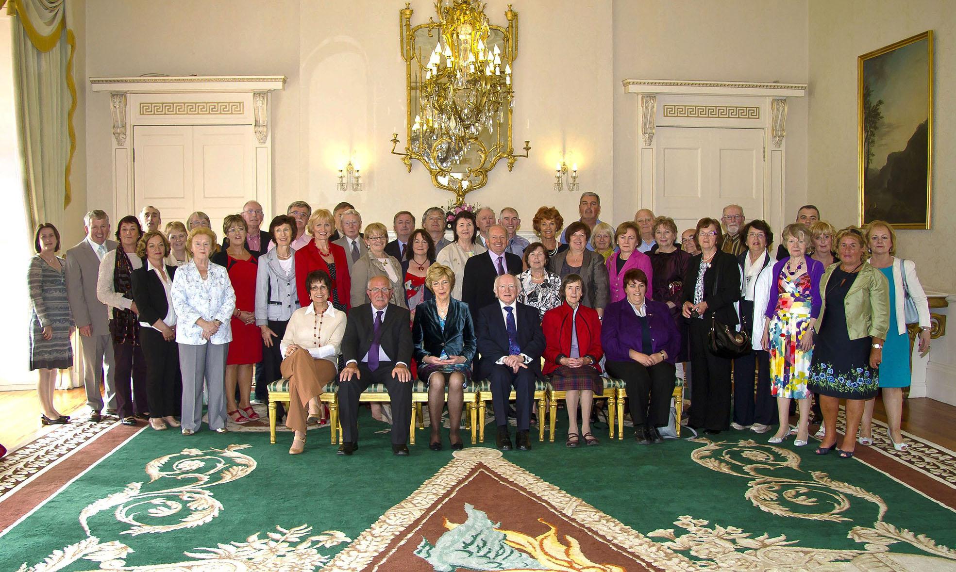 Aras Visit 2012