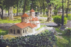 250 Euro : 30 x 20 cm : Oil on Canvas