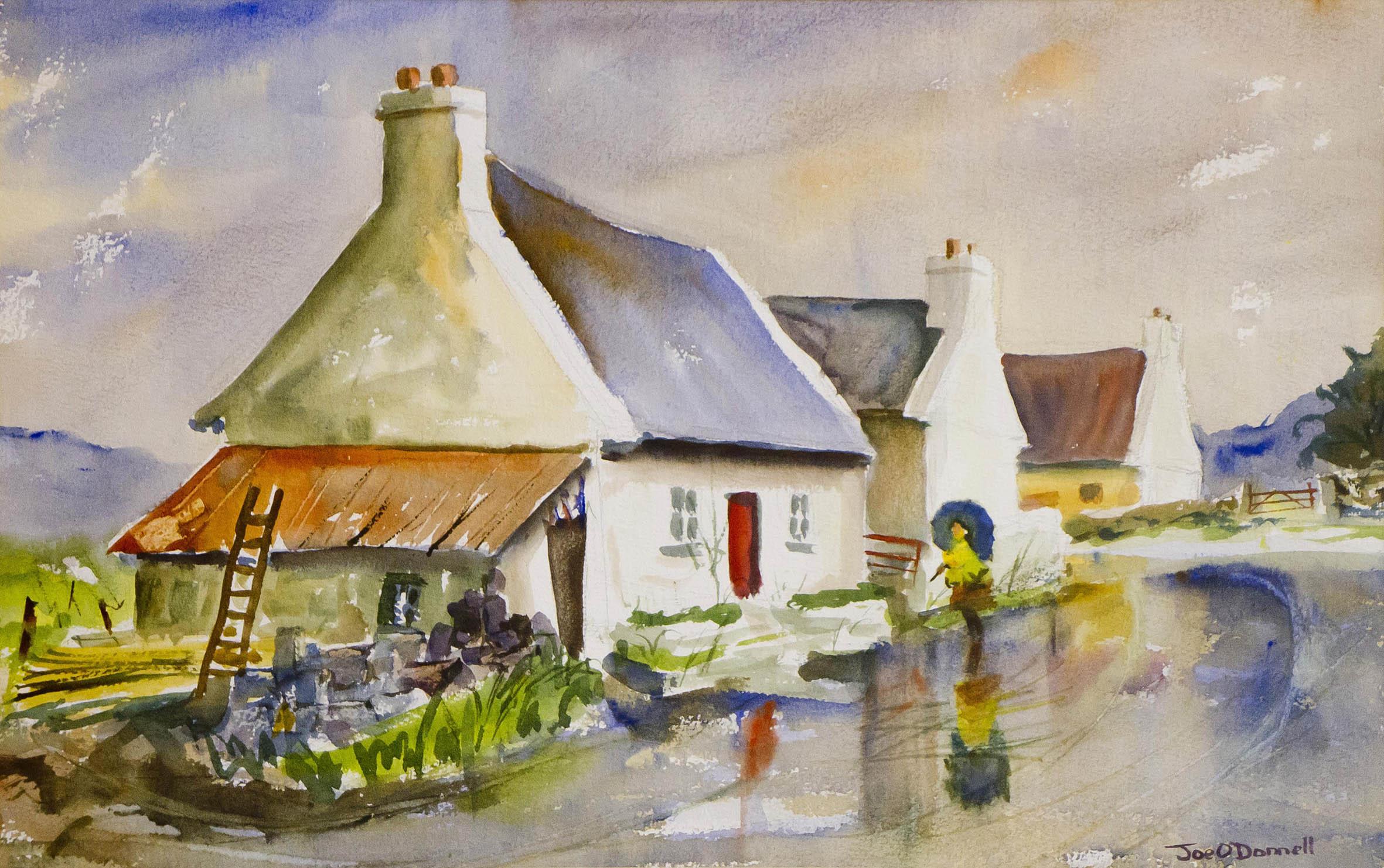 Joe For Oil >> O'Donnell Joe – Galway Art Club